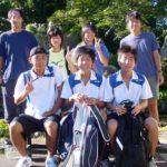 新潟県立村上高校 テニス部 様
