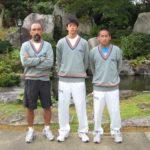 トキめき新潟国体 テニス東京チーム 様