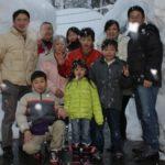 中村様ファミリー スキーツアー